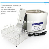 Skymen Digital 10L Benchtop Ultrasonic Cleaner for Small Parts