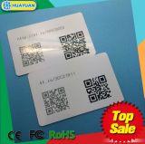 Barcode 915mhz EPC GEN2 Long range smart UCODE7 UHF card