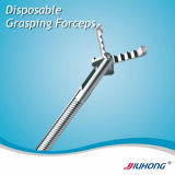 Disposable Endoscopic Alligator Teeth Jaws Grasping Forceps