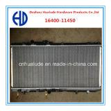 Aluminum Brazed Auto Radiator for Toyota Tercel16400-11450