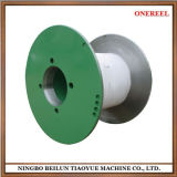Flat Steel Wire Reel with High Rigidity