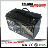 Deep Cycle Gel Solar System Battery (12V100ah)