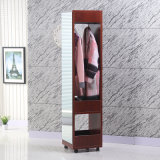 Best Selling Simple Cheap Mirror Wardrobe
