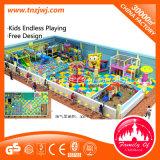 Customized PVC+Sponge Material Type Indoor Soft Play Equipment