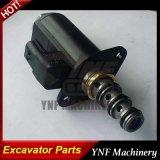 Cunstruction Machinery Parts Rotary Solenoid Valve Kobelco Kwe5k-31/G24dB50 Yn35V00050f1