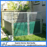 Big Dog Use Metal Chain Link Outdoor Dog Kennels Cages
