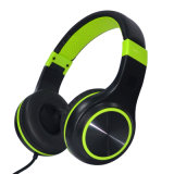 Comfortable Wired Headphone with Inline Mic