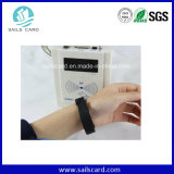Reusible Silicone RFID Key Wristband