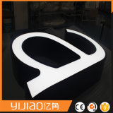 Outdoors Illuminated Front Lit LED Channel Letters