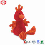 Red Fabric New Design Custom Plush Chicken Game Toy