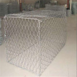 Galvanized Hexagonal Gabion Stone Wire Mesh with (CE and SGS)