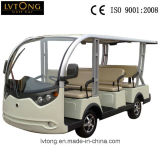 8 Seaters Electric Sightseeing Cart Tourist Bus