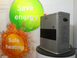 Portable Type Electric Kerosene Heater Indoor with CE for Cold Winter