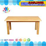 Wooden Children Table for Kindergarten (XYH12143-8)