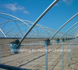 High Quality Rain Gutter Roll Forming Machine for Greenhouse Steel Structure