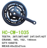 Supply to American Chain Wheel & Crank
