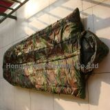 Woodland Camo Military Mummy Style Sleeping Bag
