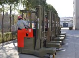 Battery Four-Direction Reach Truck for Warehouse Use