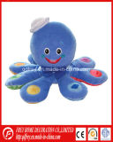 Cute Colorful Baby Gift of Plush Octopus Toy