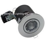 5W COB/SMD LED Bulb Chrome Tilt LED Fire Rated Downlight