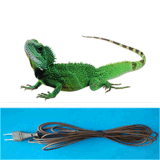 7m Electric Heating Cable /Reptile Heating Wire in Chinese Factory
