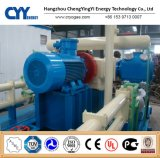 High Pressure Lox Lin LNG LPG Filling Station Skid