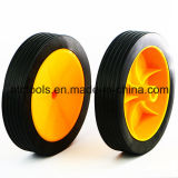 "10"" Front Wheel & 6inch Rear Wheels for Hand Push Reel Mower"