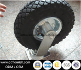 Heavy Duty Pneumatic Rubber Caster Wheel 8′′ for Industry Use