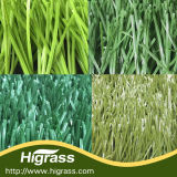 60mm People Friendly Artificial Grass Turf for Outdoor Soccer
