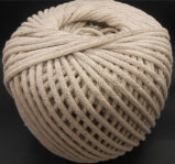 Customed White Colour Fashion Cotton Cord for Furniture Upholstery (CD003)