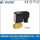 "Vx2120-08 1/4"" Direct Acting Normally Closed DC24V Solenoid Valve"