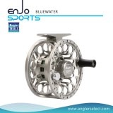 CNC Fishing Tackle Fly Fishing Reel with SGS