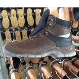 Hot Sale Industrial Work PU/Leather Safety Shoes