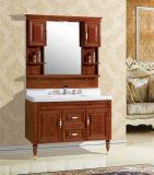 Household Bathroom Oak Furniture Wash Cabinet
