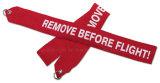 Heavy Duty Nylon Flight Banner with Tag Ring