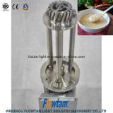 Edible Inox Salad Dressing High Shear Mixer Homogenizer Emulsifier