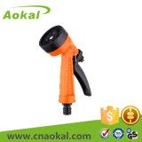 Car Washing Adjustable 5-Pattern Plastic Water Spray Gun