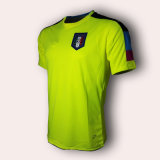 2016/2017 Italy Green Soccer Jersey