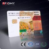 Sle5542 Optional Color Printing Plasitic Contact IC Memery Chip Card