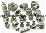 High Pressure Forged Steel Threaded Pipe Fittings
