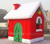 Hot Sale Christmas House Inflatable for Christmas Decoration