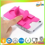 Colorful Sticky Silicone Mobile Phone Holder Touch-U Silicone Cell Phone Stand
