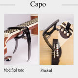 Zinc Alloy Guitar Capo Colors Can Be Choose