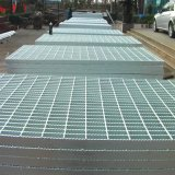 Galvanized Welded Steel Mesh Grating for Floor Walkway