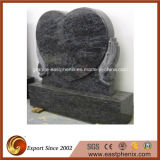 New Style Heart Granite Stone Tombstone/Headstone