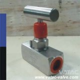 Stainless Steel Needle Valve with Handle Operated