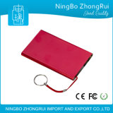 Ultra Thin 4000mAh Envelope Slim Power Bank with Keychain