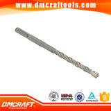 Ground Flute Carbide Tip Sand Blasted SDS Drill Bit
