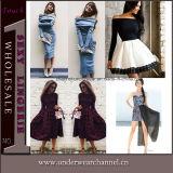 New Arrival European Fashion MIDI Casual Dresses (TONY8099)