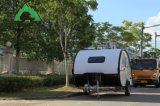 Factory Custom Made Fiberglass Teardrop Camper Trailer